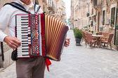 Fotografie Folklór na Sicílii