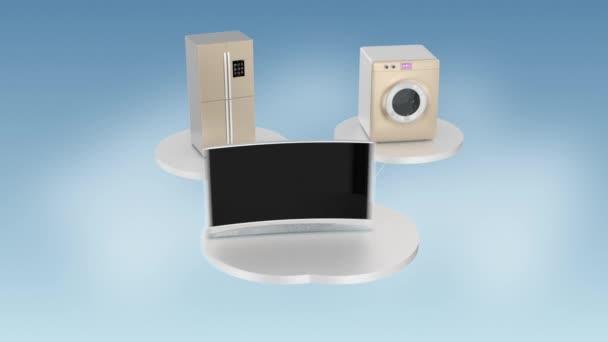 Koncept inteligentního energeticky úsporných produktů eco systém