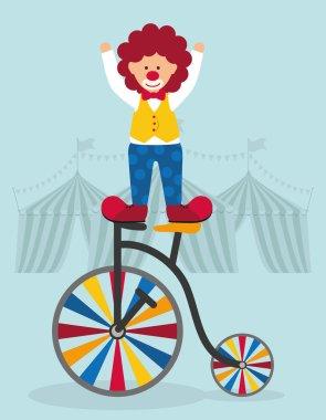 Circus icon design