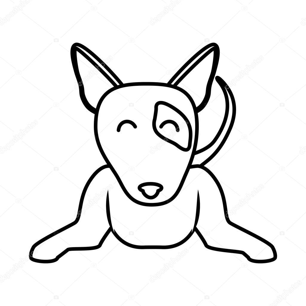 Dibujos Mascotas Amor De Mascotas Y Animales Icono De Dibujos