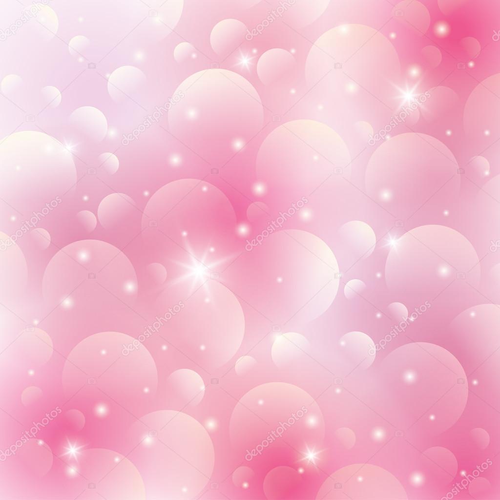 Icono De Fondo Rosa. Fondos De Pantalla De Diseño