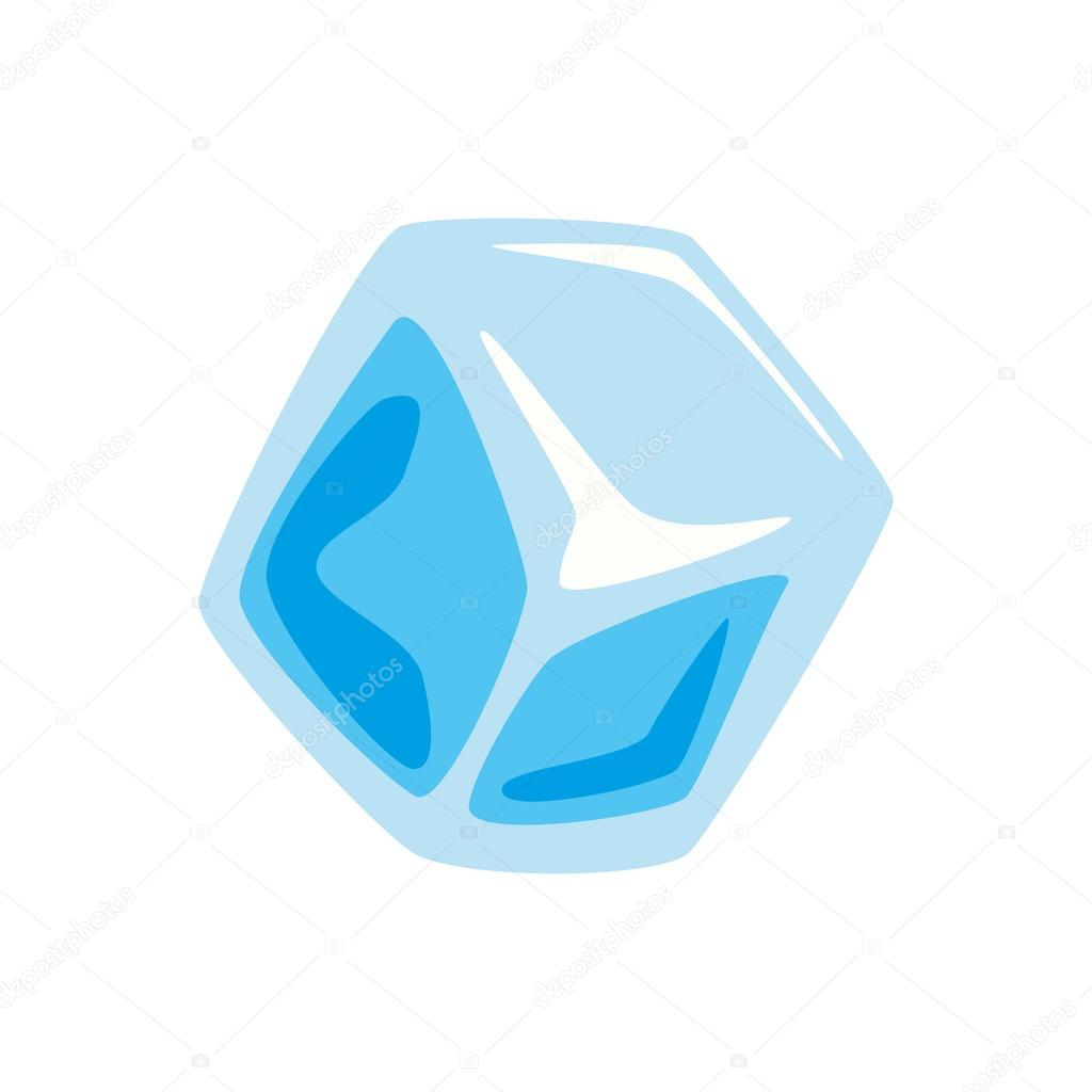 cube icon ice design vector graphic stock vector djv 115924410 rh depositphotos com ice cube vector illustrator free download ice cube vector ai
