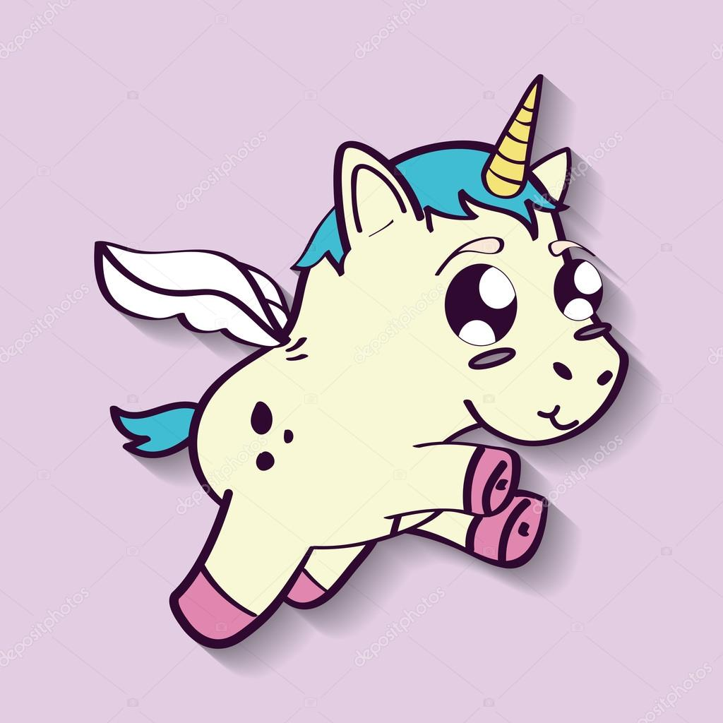 extremely cute wallpapers of unicorn - photo #18