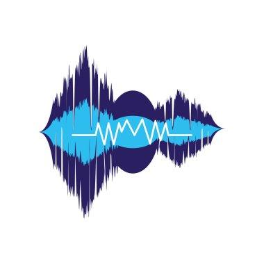 speech recognition waveform