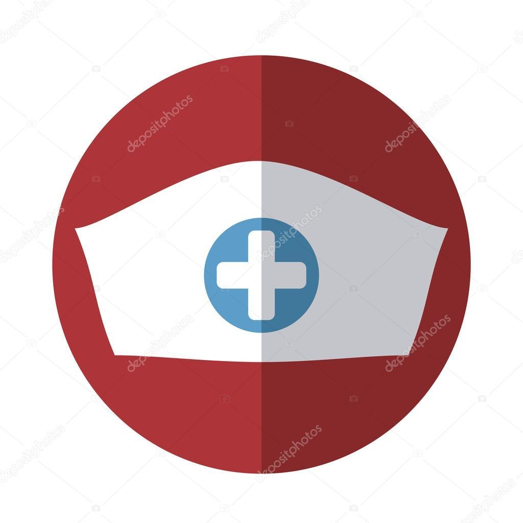 Nurse Hat векторное изображение Djv 61984431