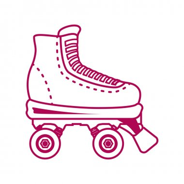 skates design.
