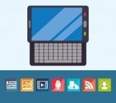 mobilní telefon design