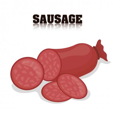 Fresh and delicious sausages bbq designs.