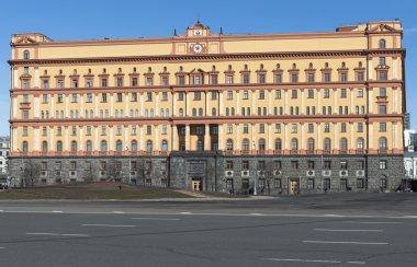 Lubyanka Building.