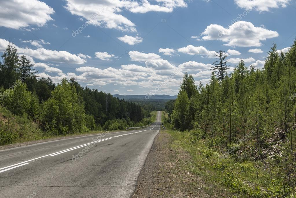 The Road to the Ural Mountains.