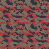 Bezešvé vojenské maskovací textura