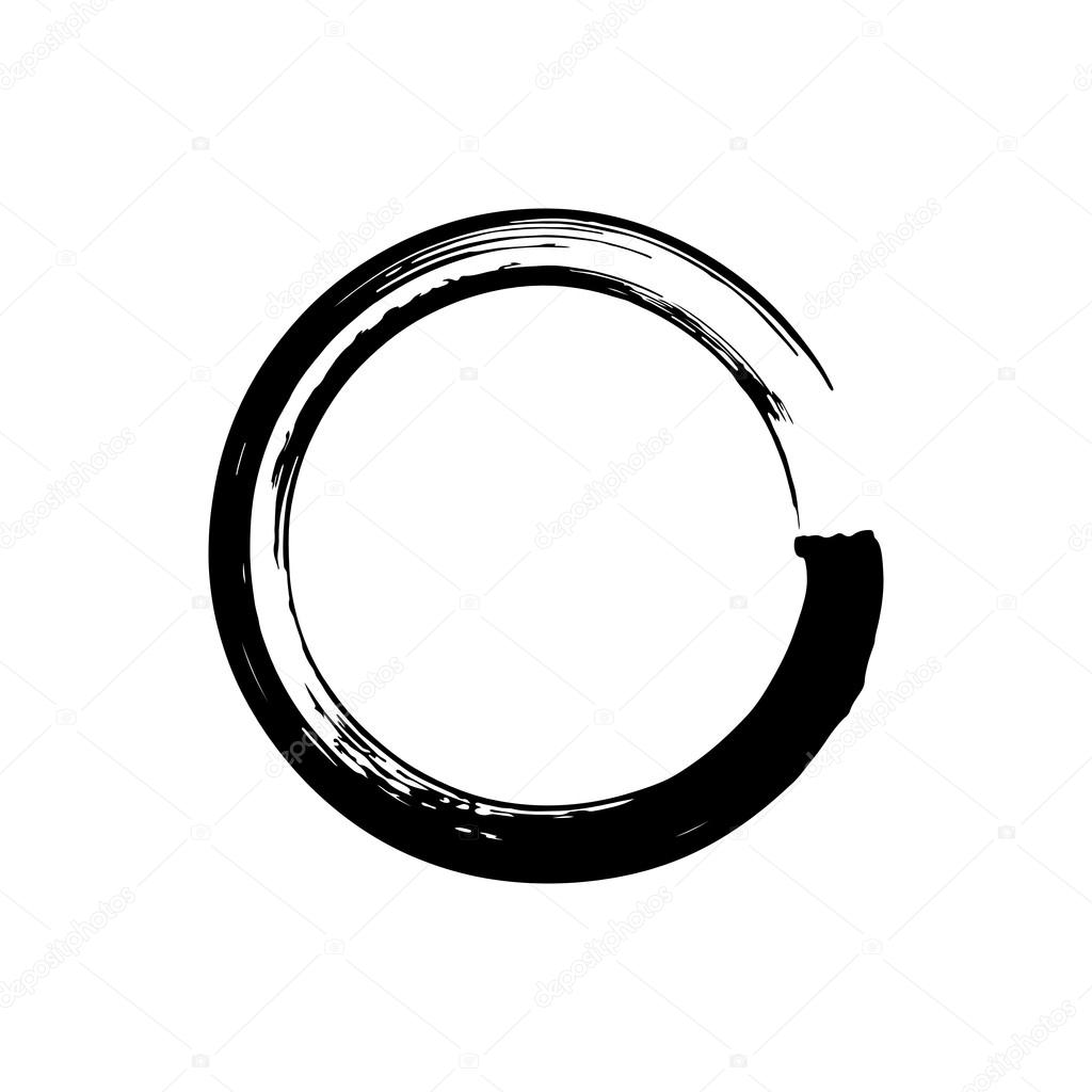 circle grunge ink spot vector background stock vector rh depositphotos com grunge vector background free download grunge striped background vector
