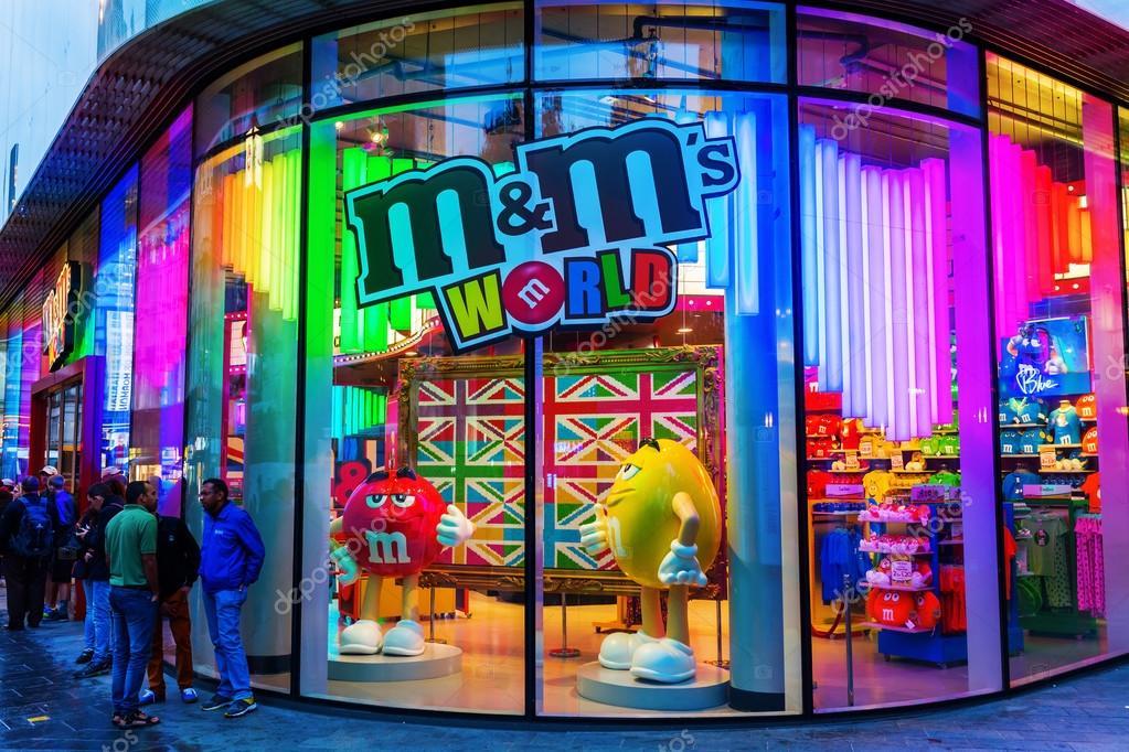 M Und M Shop London