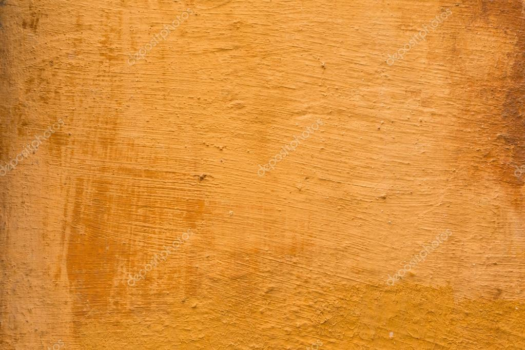 Textura De Fondo De Una Pared De Color Terracota