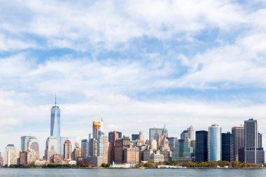 Skyline von Lower Manhattan
