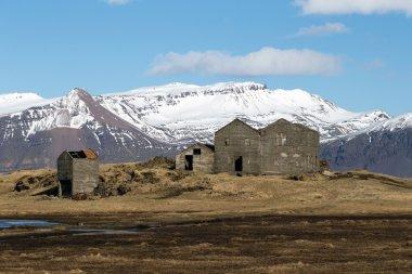 Farm house, Iceland