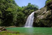 Waterfall in Longji, China