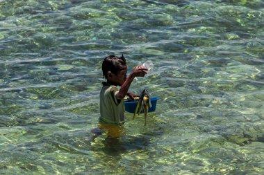 sea gypsy boy