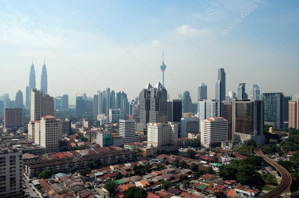 Kuala Lumpur circa 2006