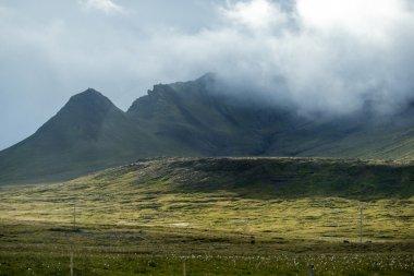 """Картина, постер, плакат, фотообои """"исландский ландшафт картины"""", артикул 83488824"""