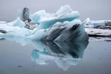 """Картина, постер, плакат, фотообои """"ледник в воде постеры печать санкт-петербурга"""", артикул 83489236"""