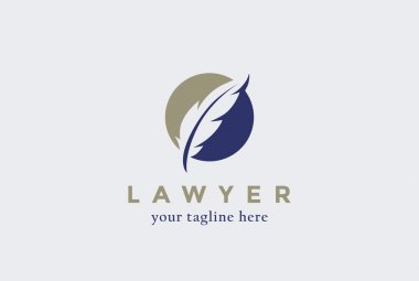 Lawyer Law firm Logo