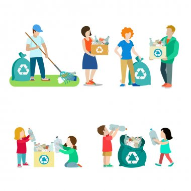 Family life recycling