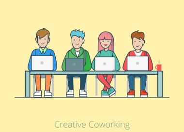 Creative people collection