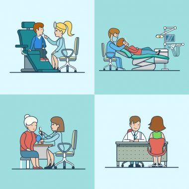 Health care, professional help concept