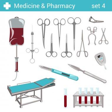 pharmaceutical hospital equipment scissors