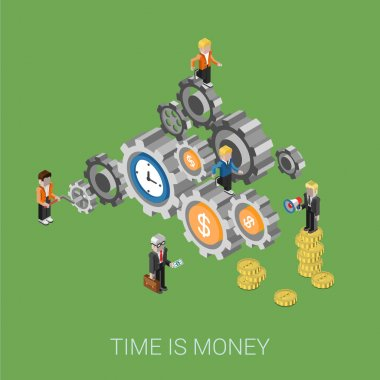 modern time is money