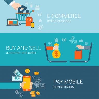 mobile online e-commerce