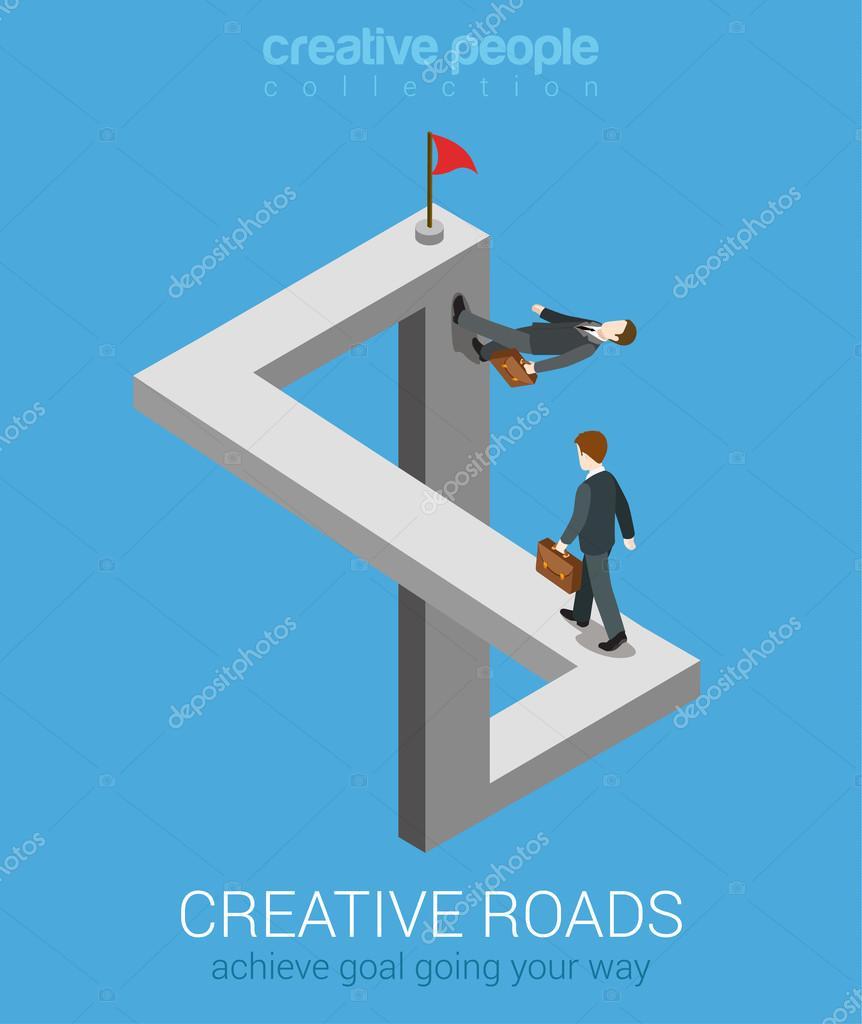 Creative ways to achieve goal