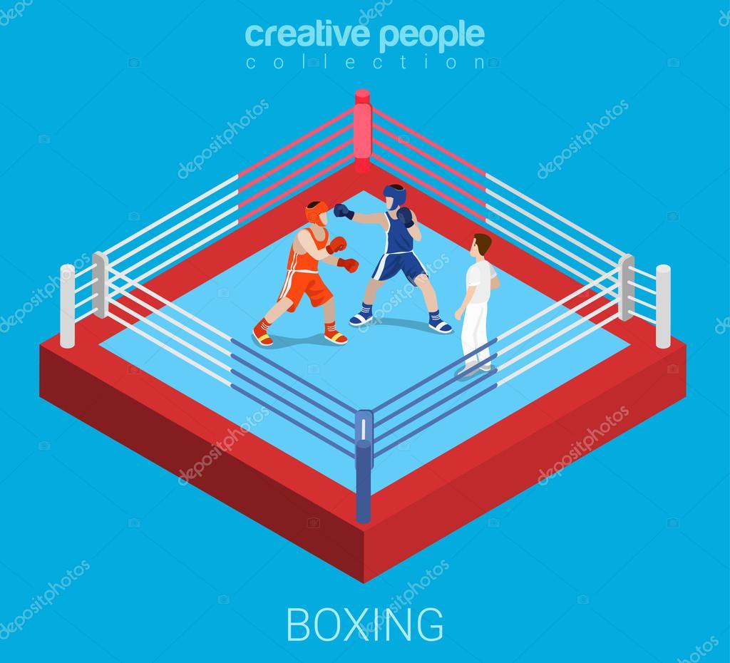 Boxing ring professional championship vetor de stock sentavio boxing ring professional championship vetor de stock ccuart Images