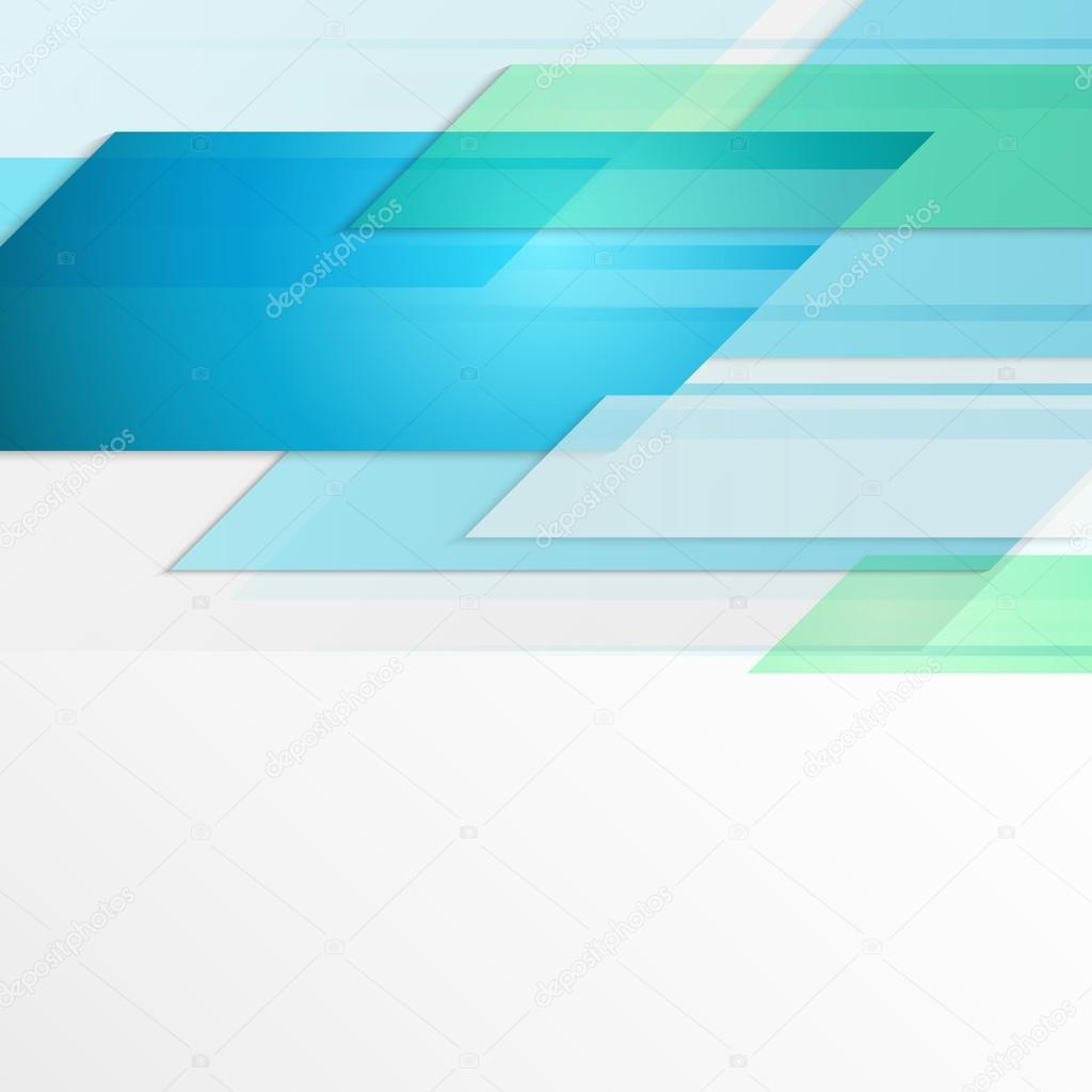Motion abstract business hi-tech background