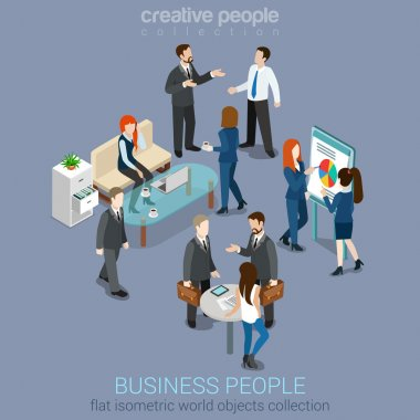businessmen collaboration teamwork brainstorming