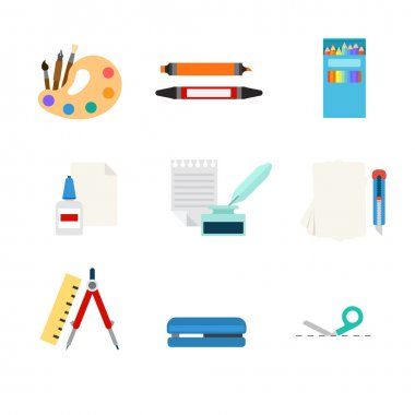 modern stationery tools