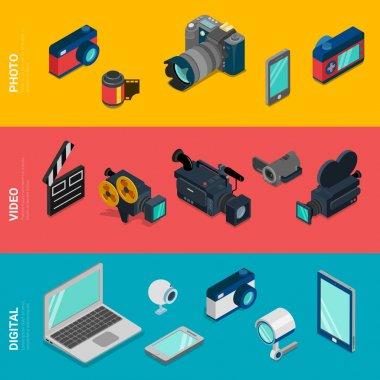 isometric digital electronics