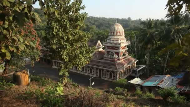 Old Buddhist temples in Goa, India
