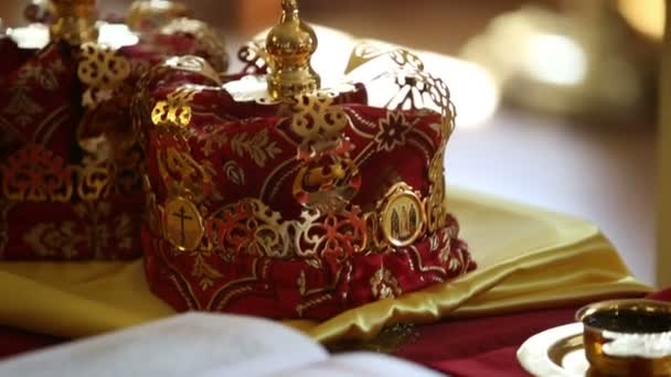 Accessories for the wedding in the Orthodox Church