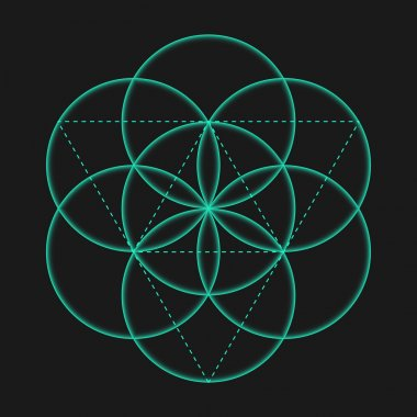 Flower of Life sign