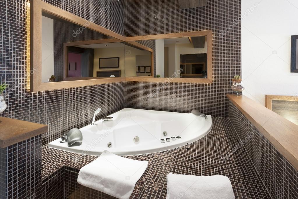 Jacuzzi Interior.Jacuzzi In Hotel Room Interior Stock Photo C Rilueda 52726901