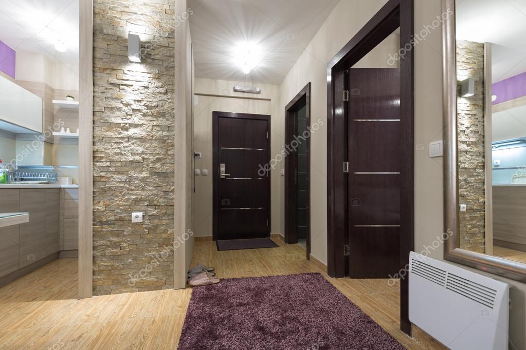 hall recibidor Recibidor Moderno Apartamento Foto De Stock Rilueda