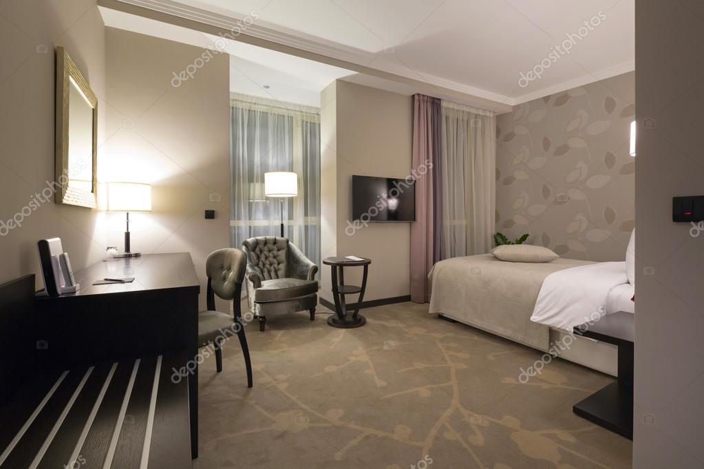Moderne Schlafzimmer Einrichtung Stockfoto C Rilueda 68690269