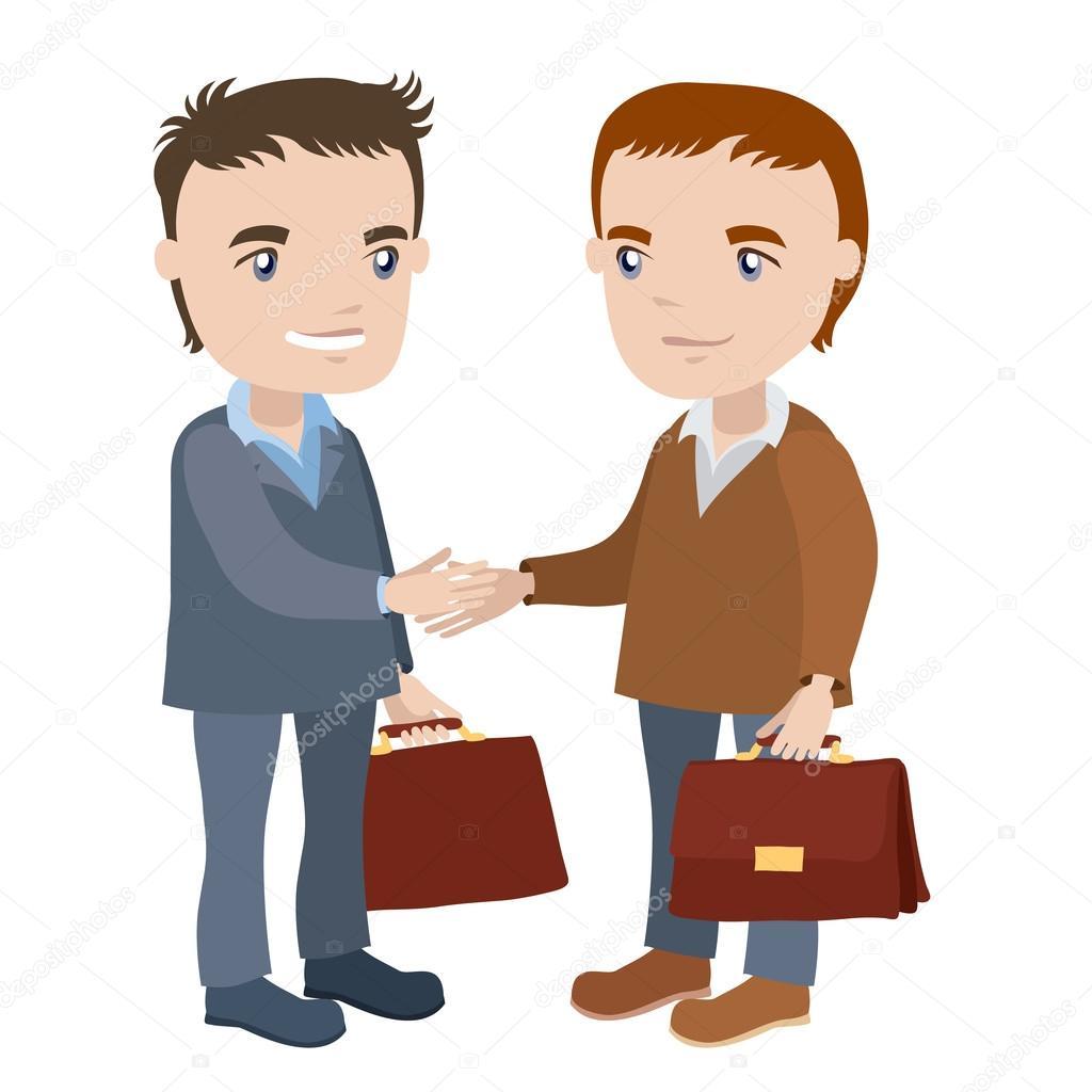 dos hombres saludando archivo im u00e1genes vectoriales hands shaking clipart shaking hands clipart free