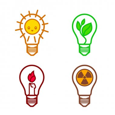 bulbs symbols