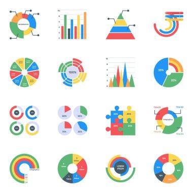 infographic template for business presentation, brochure, flyer, poster, web design, vector illustration