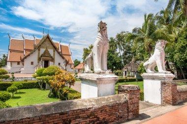 Thai temple, Wat Phumin