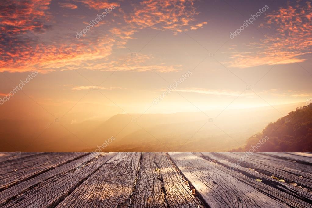 beautiful landscape of nature