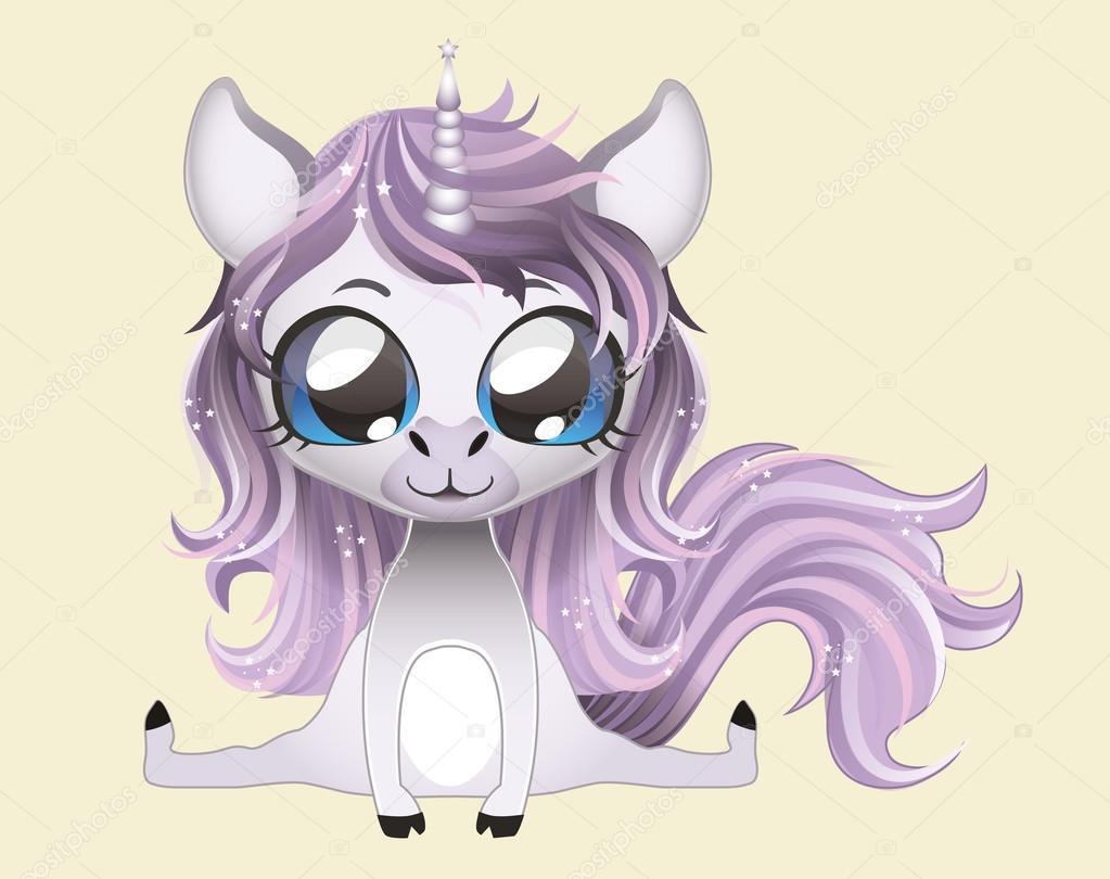 Depositphotos 55609855 stock illustration cute unicorn